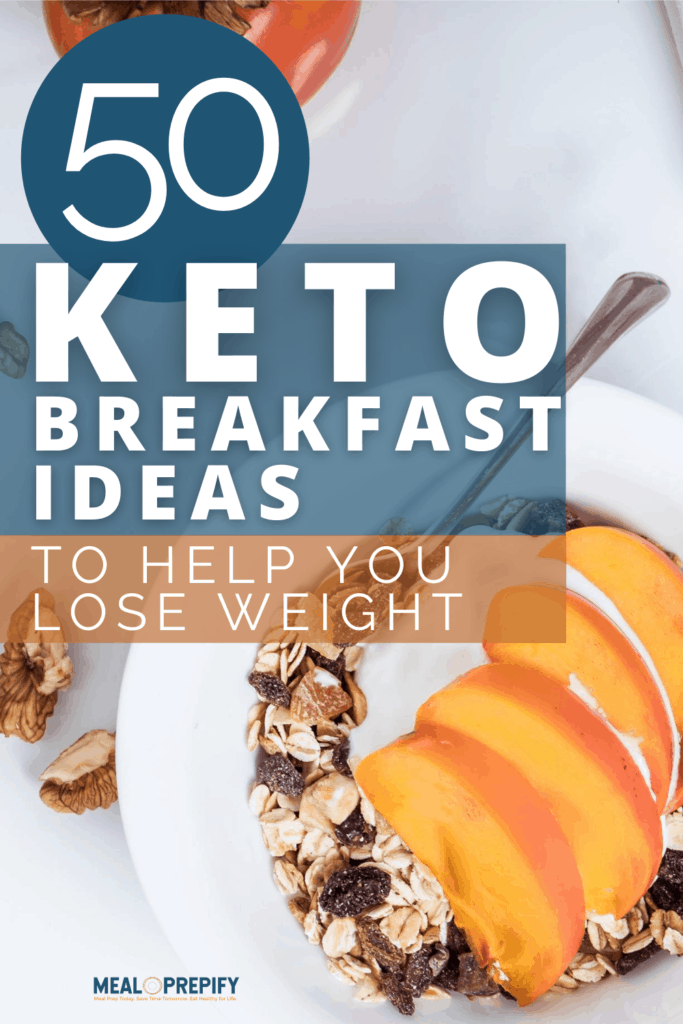 50 keto breakfast ideas to help you lose weight