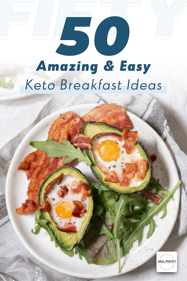 easy keto breakfast ideas