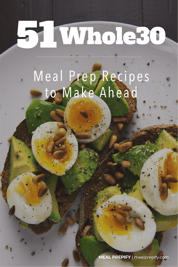 whole30 meal prep recipes