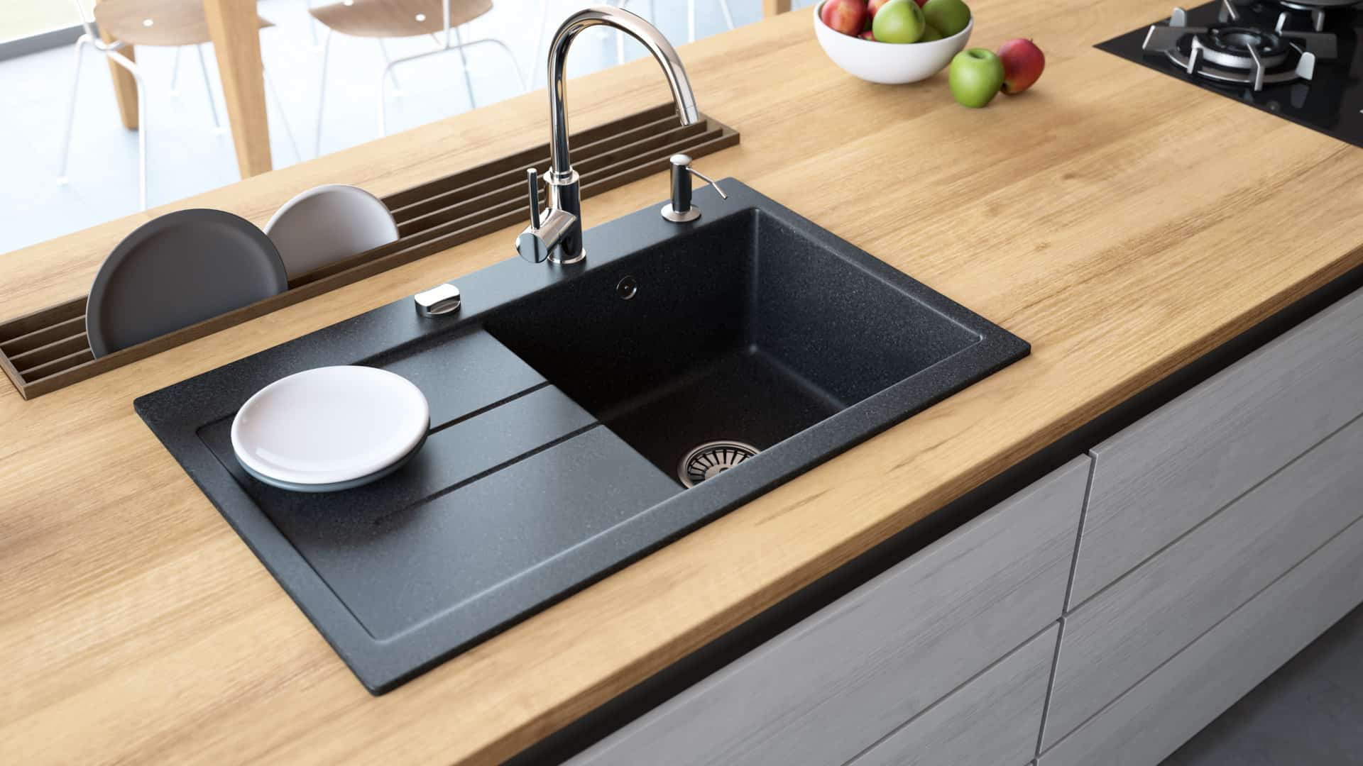 Pros And Cons Of Granite Composite Sinks Meal Prepify