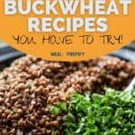 24 Buckwheat recipes